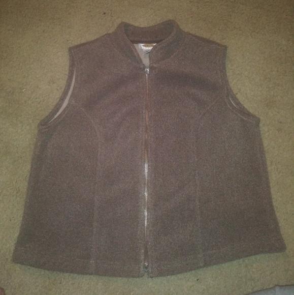Talbots Jackets & Blazers - Talbots Womens Medium Vest